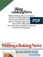 Milling & Baking News