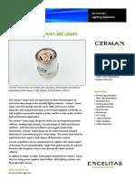 Cermax PE175BFA datasheet
