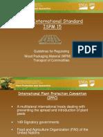 ISPM standard