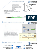 Fiber Optic Sensors, Fiber Optical Temperature Sensor - Rugged Monitoring