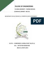 EC6711 - Dmi Engg College