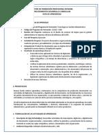 Gfpi-f-019 Guía n.2 de Producción Documental