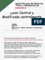 Dolor Central y Modificado centralmente