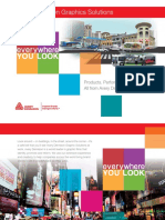 Avery Dennison Everywhere You Look Brochure