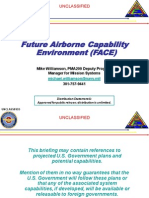 Future Airborne Capability Environment - FACE