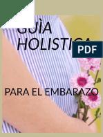 Guía Holística Para El Embarazo