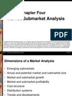 Ch04 Market or Submarket Analysis