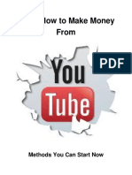 Learn How to Make Money From YouTube