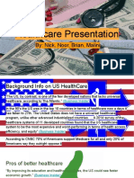 healthcare pressentation