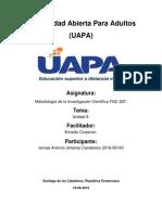 Metodología de la Investigación Científica asignación semana 9.docx
