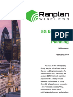 5G NR Planning White Paper by Ranplan Wireless FINAL