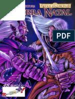 A Lenda de Drizzt Livro 1 - Terra Natal 02 - Biblioteca Élfica