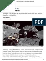 La Luna y la sabiduría | Ciencia | EL PAÍS