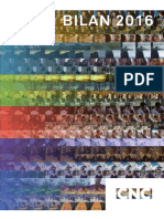 Bilan 2016 Du CNC