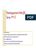 3 Architecture JEE Spring MVC