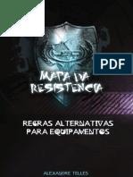 UED - Mapa Resistência (AlexTelles)