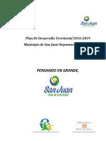 2071 Plan de Desarrollo Municipal de San Juan Nepomuceno Bolivar Definitivo PDF 2 1