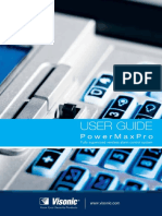 Visonic Powermax Pro User Guide