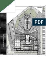 Concha Acústica - Planta Arquitectónica Segundo Nivel (1)-Segundo Piso