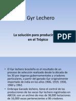 El Gyr Lechero Camoapa 2011