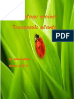 Biology Transgenic