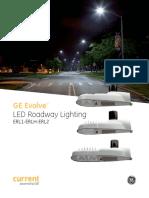 Luminarias GE Roadway