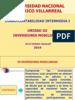 9. INVERSIONES MOBILIARIAS