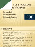 Aspects of Dramaturlogy