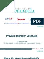 Proyecto Migracion Venezuela