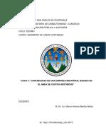 Corrección 28 de Julio Caso 2 Grupo 3 Seminario de Casos de Contabilidad