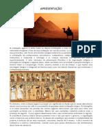 Segredos do antigo Egito