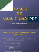 284857586 25 Examen Caja y Bancos