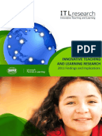 ITL Research 2011 Findings and Implications