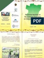 Programa Nacional de Relevamiento Territorial de Comunidades Indigenas