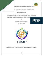 GAPL(DEHAAT) Project report