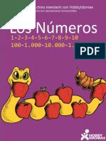 Guía Ilustrada de los números chinos