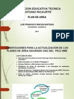 Presentacion Plan de Area (1)