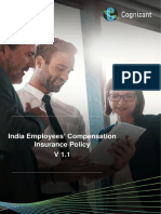 CTS Employees Compensation Insurance Policy