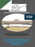 Swachh Bharat Summer Internship 2019 Suraj Kumar Sknau Jobner