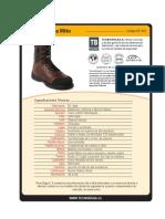 Bota Defender Mito Df-925