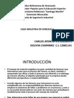 Caso Industria Carlos-Atencio