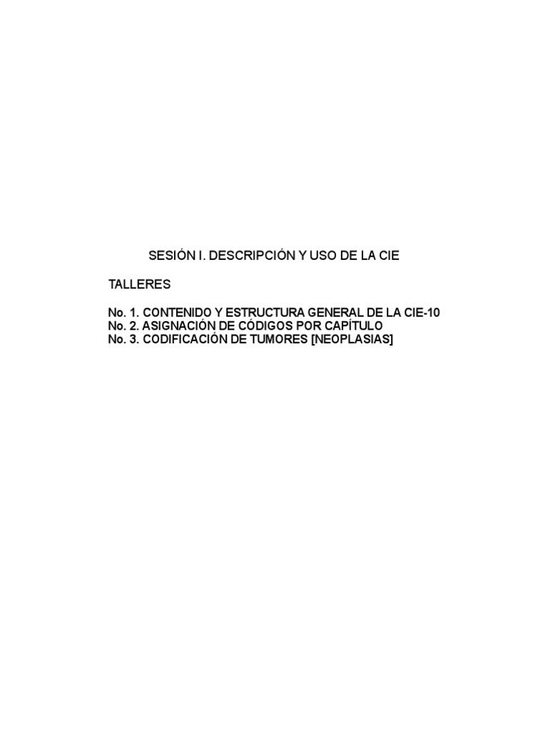 Código 10 de ICD para la resección transuretral de la próstata