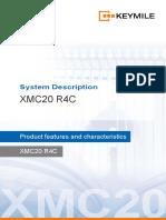 Keymile XMC20 system description