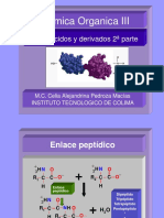 Aminoacidos y Derivados3 Q Org