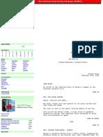 2012 Script