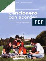 Cancionero Con Acordes Pascua Joven 1 11