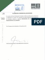 Proyecto Regulación Eutanasia PSOE