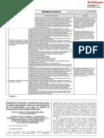 Establecen La Forma y Condiciones Para Que El Sujeto Fiscalizado Realice La Presentación de La Declaración a La Que Se Refiere El Artículo 62-C Del Código Tributario