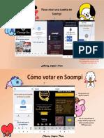 Manual Votación Soompi