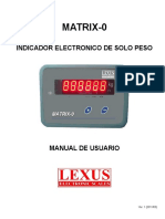 Catalogo Matrix 2 Teclas